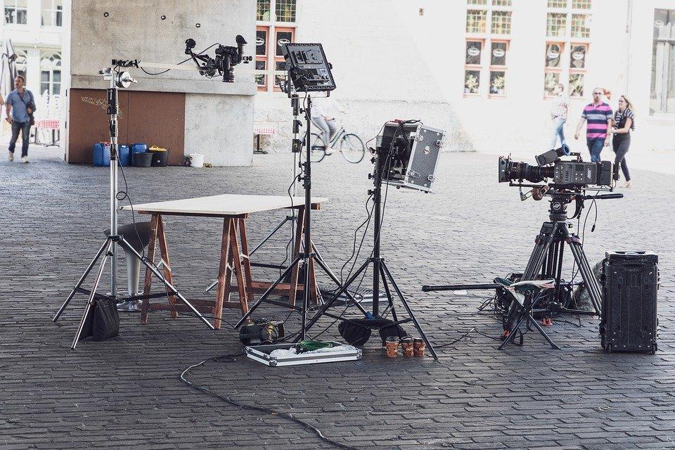 Grantly - Razvoj znanja spretnosti in talenta v avdiovizualnem sektorju