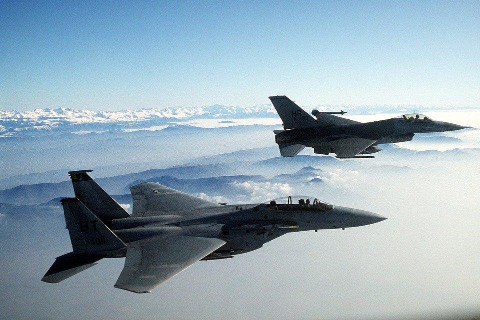 Avionika in napredno zračno bojevanje