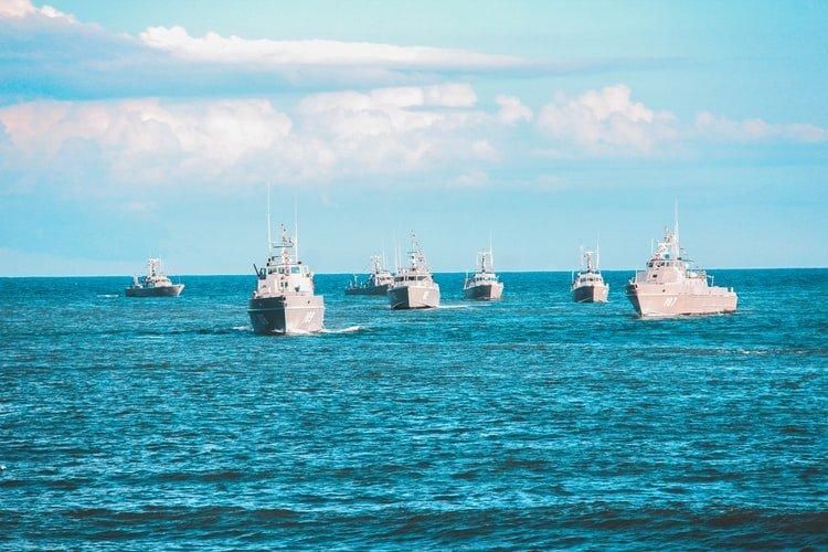 Grantly - Večnamensko in modularno patruljno plovilo na morju