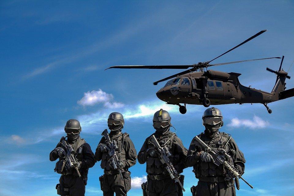 Grantly - Vojska in logistični sistemi